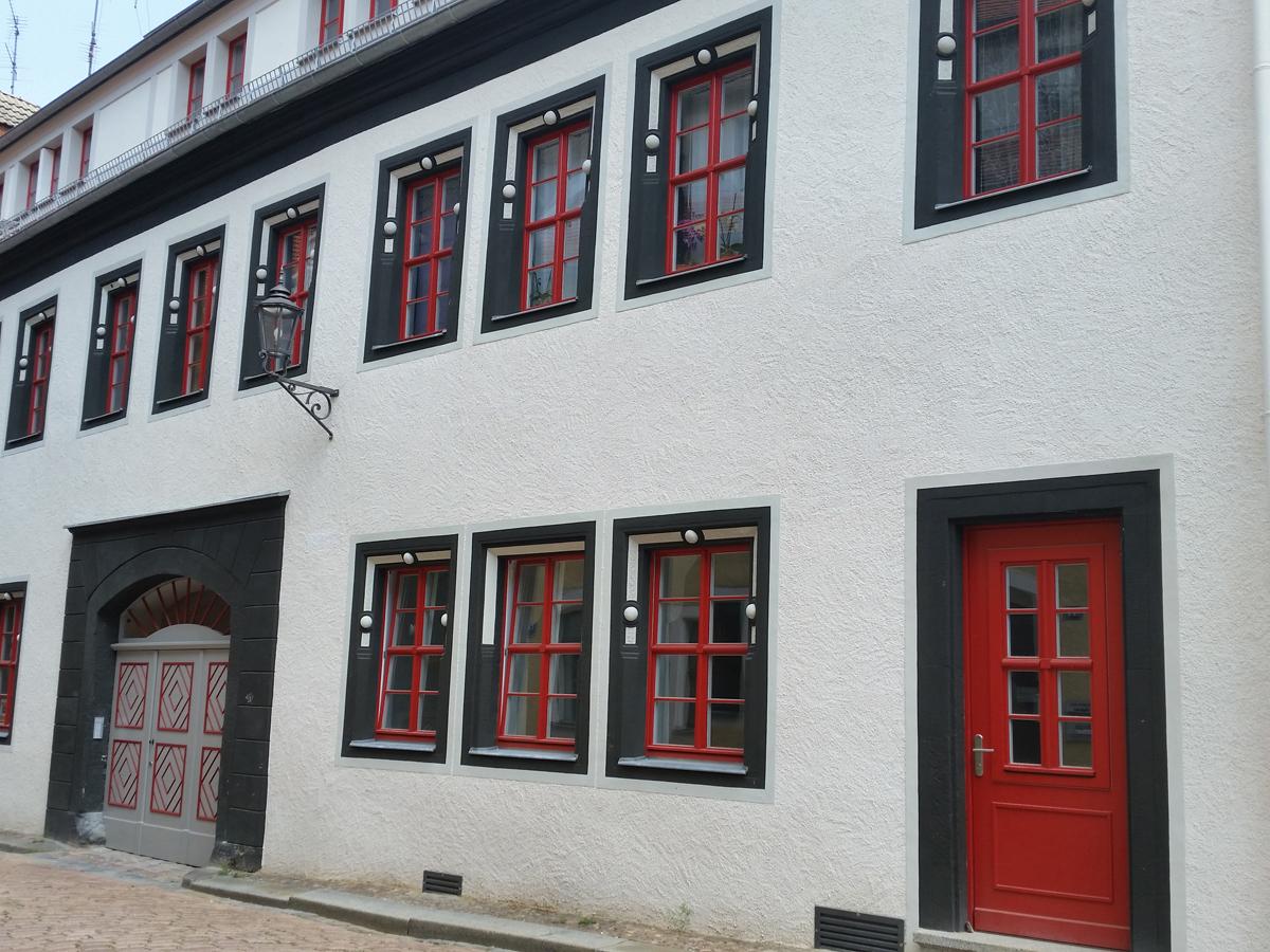 Wohnhaus in der Görnischen Gasse