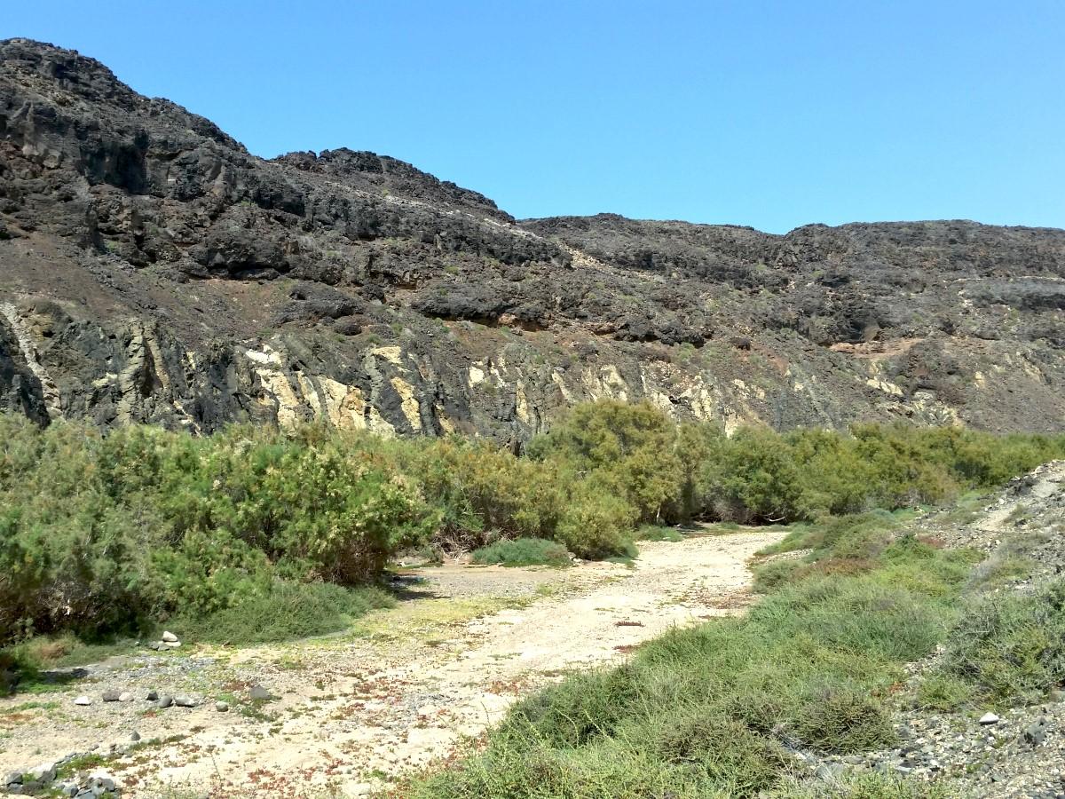 Am Barranco de la Peña