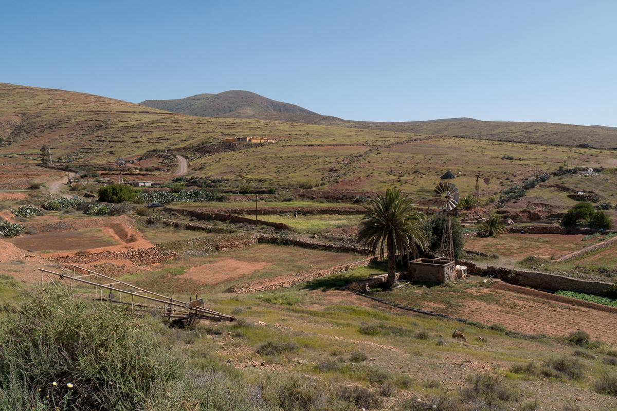 Landwirtschaftliche Aktivitäten in Toto