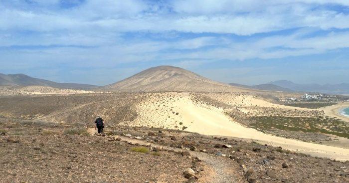 Fuerteventura - Wandern an der Costa Calma
