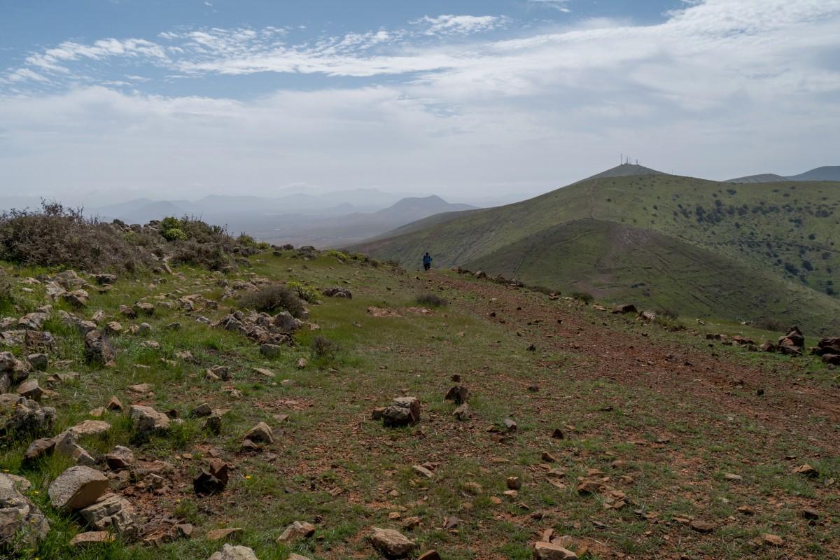 Im Bergland bei Betancuria