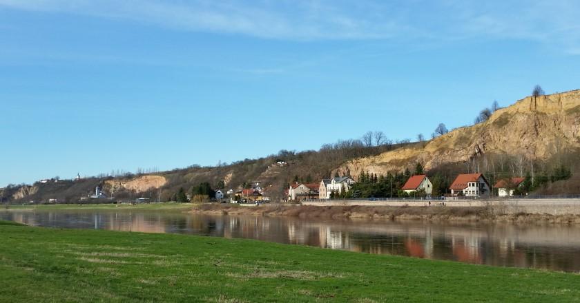 An der Elbe bei Keilbusch