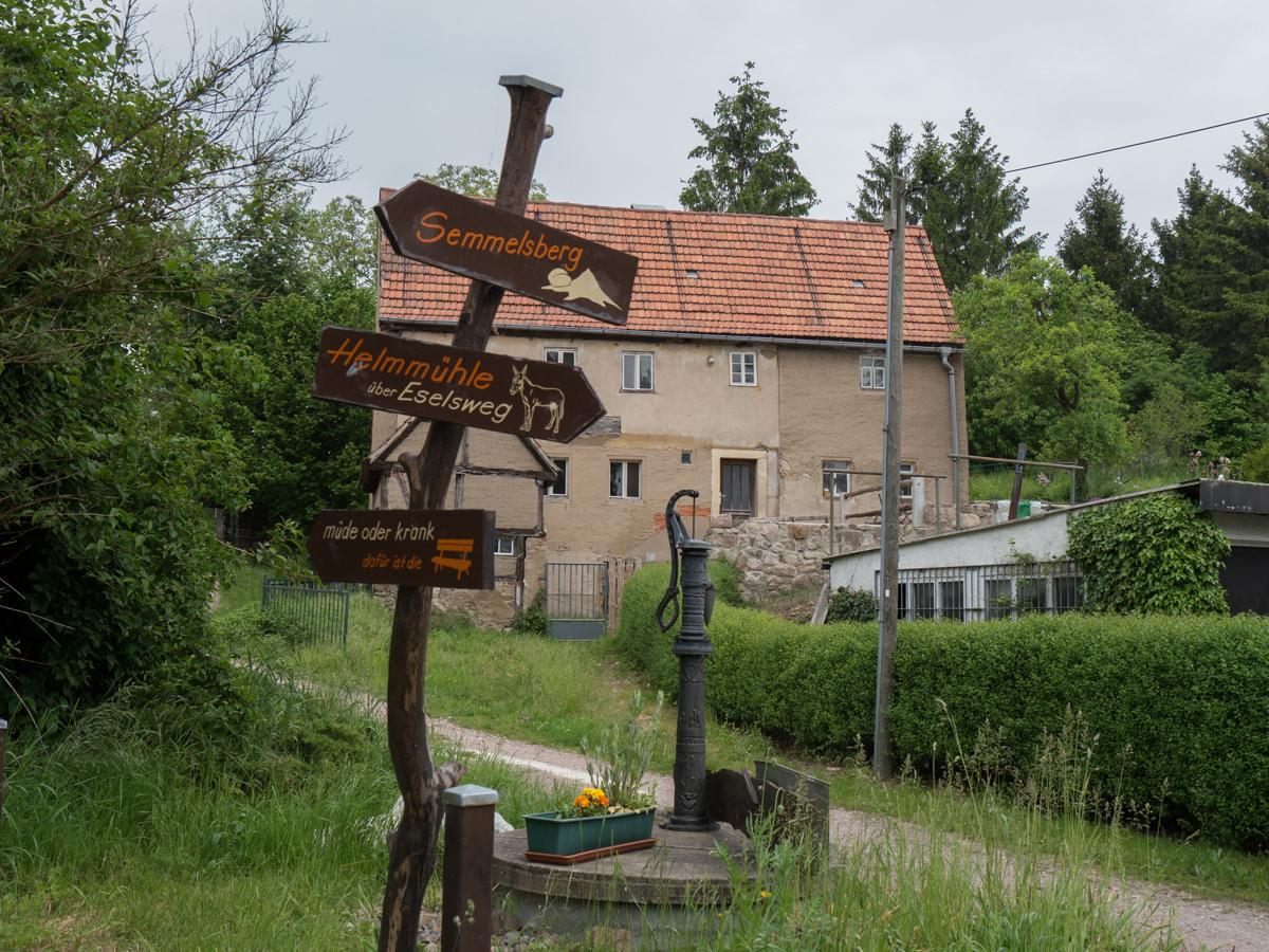 Nützliche Hinweise in Polenz