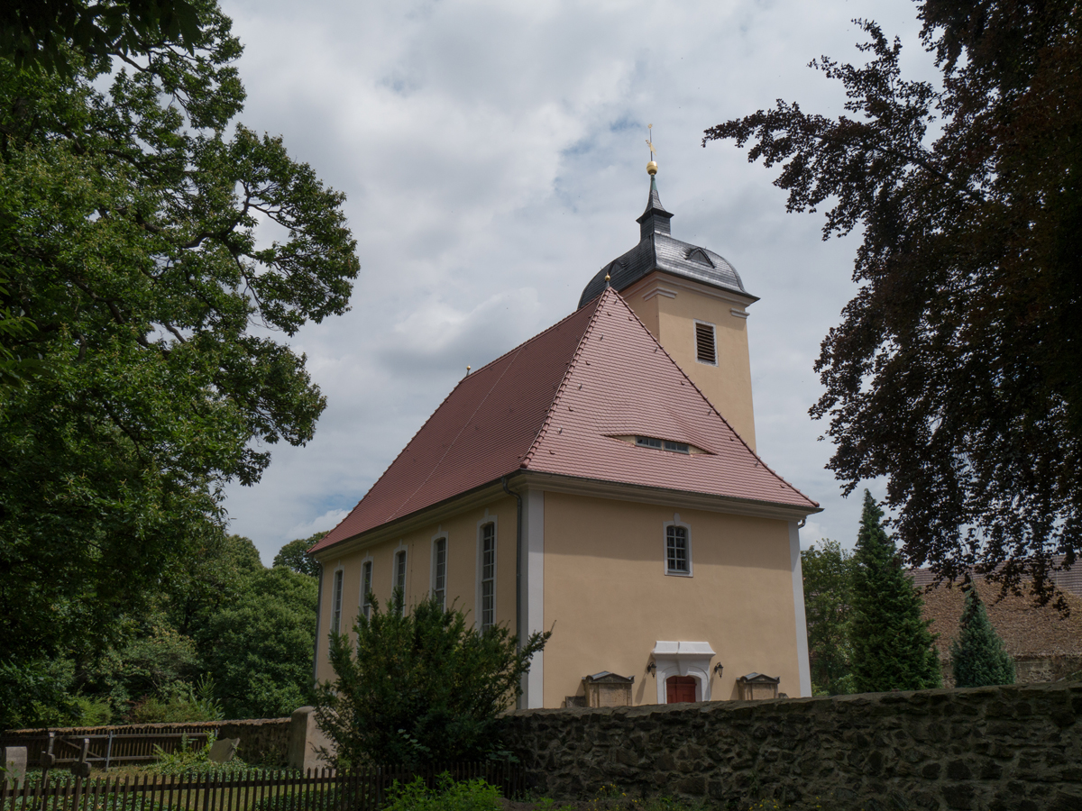 Kirche in Miltitz