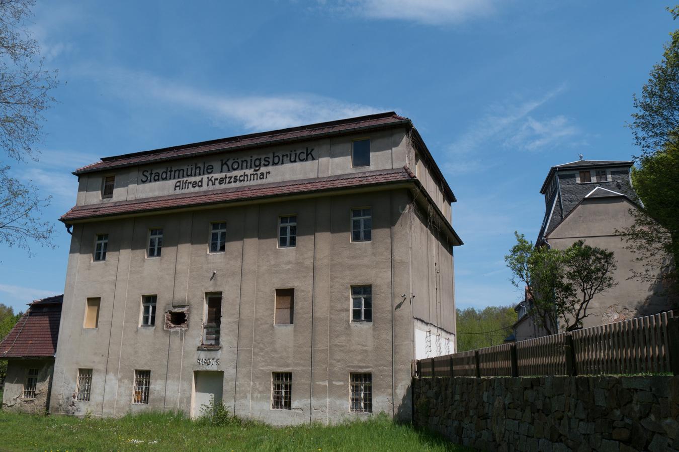 Die Stadtmühle Königsbrück