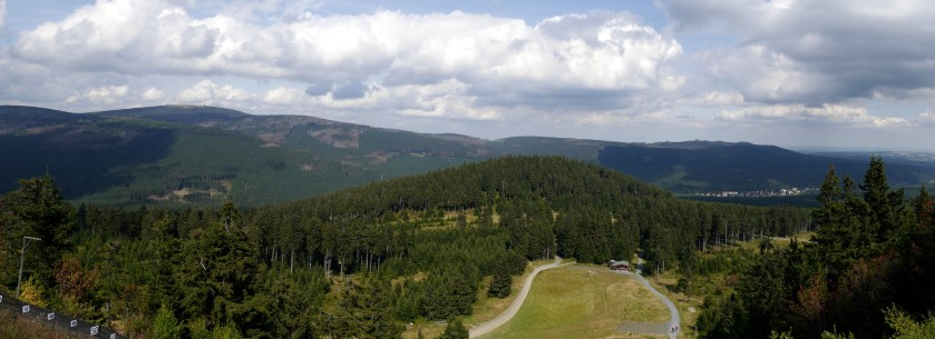 Blick vom Wurmberg