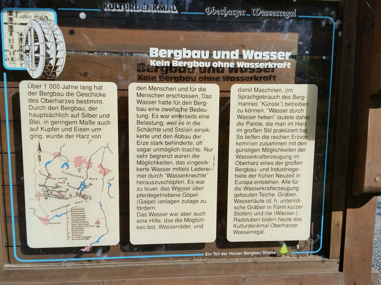 Weitere Infos zur Harzer Wasserwirtschaft